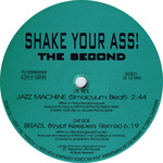 SHAKE YOUR ASS - The Second (Front Cover)