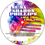 SE SA feat SHARON PHILLIPS - Like This Like That (Bonstair) (Front Cover)