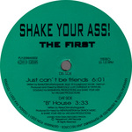 SHAKE YOUR ASS - The First (Front Cover)