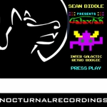 BIDDLE, Sean - Galaxian (Front Cover)