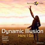 DYNAMIC ILLUSION - Here I Go (remixes) (Front Cover)