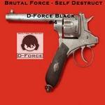 BRUTAL FORCE - Self Destruct (Front Cover)