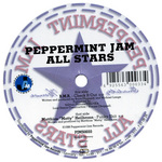 BMR feat FELICIA/MATTY HEILBRONN - Peppermint Jam Allstars Vol 1 (Front Cover)