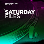 VARIOUS - Peppermint Jam Records Presents Saturday Files (Front Cover)