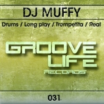 DJ MUFFY - Drums (Front Cover)