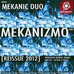 MEKANIC DUO - Mekanizmo Reissue (Front Cover)