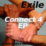 EXILE - Connect 4 EP (Front Cover)