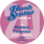 MOOQEE & PIMPSOUL - Bombstrikes Vol 20 (Front Cover)