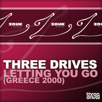 THREE DRIVES - Letting You Go (Greece 2000) (Front Cover)