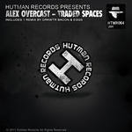 OVERCAST, Alex - Traded Spaces (Front Cover)