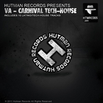 VARIOUS - Carnival Tech-House (Front Cover)