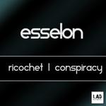 ESSELON - Ricochet (Front Cover)