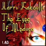 KAKOULLI, Harri - The Eyes Of Medusa (Front Cover)