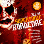 VARIOUS - Supersonic Hardcore Vol 3 (Front Cover)