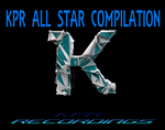 VARIOUS - KPR All Star Compilation (Front Cover)