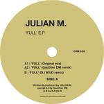 JULIAN M - Full EP (Back Cover)