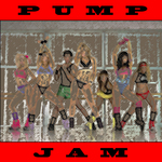 VARIOUS - Pump Jam (Front Cover)