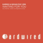 GARRIDO & SKEHAN feat ERIN - Waiting For You - The Remixes (Front Cover)