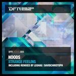 NOODS - Strange Feeling (Front Cover)