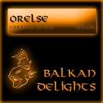 ORELSE - Caramel Sticks (Front Cover)