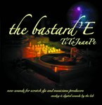 TI TO JUAN PE - The Bastard'e (Front Cover)