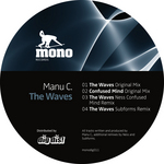 MANU C - The Waves (Front Cover)