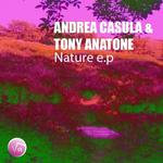 CASULA, Andrea/TONY ANATONE - Nature EP (Front Cover)