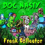 DOC NASTY - Freak Collector (Front Cover)