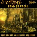 DOC NASTY/J DOUBLE - Hell On Earth Remix (Front Cover)