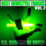 VARIOUS - Best Newstyle Tracks Vol 2 (Front Cover)