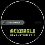 ECKODELI - Evolution Pt 2 (Front Cover)