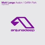 LANGE, Matt - Avalon (Front Cover)