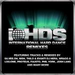 VARIOUS - International Hard Dance (remixes) (Front Cover)