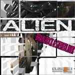 BRAIN ROCK/STEREOLINER - Alien (Front Cover)