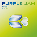 4D4M - Purple Jam (Front Cover)