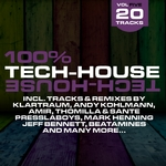 VARIOUS - 100% Tech House Vol 5 (Front Cover)