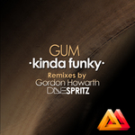 GUM - Kinda Funky (Front Cover)