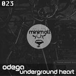ODEGA - Uderground Heart (Front Cover)