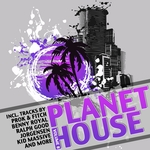 VARIOUS - Planet House Vol 8 (Front Cover)