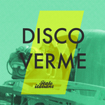 FAB MAYDAY - Disco Verme (Front Cover)