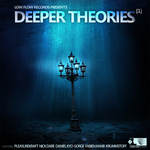 VARIOUS - Deeper Theories (Part 1) (unmixed tracks) (Front Cover)