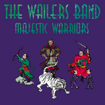 WAILERS BAND, The - Majestic Warriors (Front Cover)