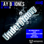 BRIONES, Ray - Be Water (Front Cover)