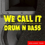 VARIOUS - We Call It Drum 'N' Bass Vol 2 (Front Cover)