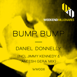DONNELLY, Daniel - Bump Bump (Front Cover)