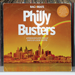 VARIOUS - Phillybusters: Underground Philly Dance Floor Gems (Front Cover)