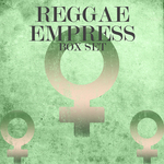 VARIOUS - Reggae Empress Box Set (Front Cover)