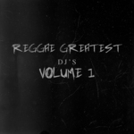 VARIOUS - Reggae Greatest Deejays Vol 1 (Front Cover)
