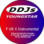 YOUNGSTAR - F UR X Instrumental (Front Cover)