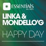 LINKA/MONDELLOG - Happy Day (Front Cover)